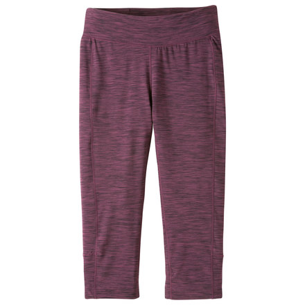 W traverse tight capri blackberr heather