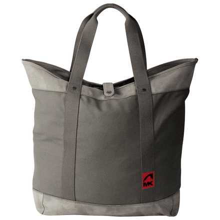 Carry all tote dark olive