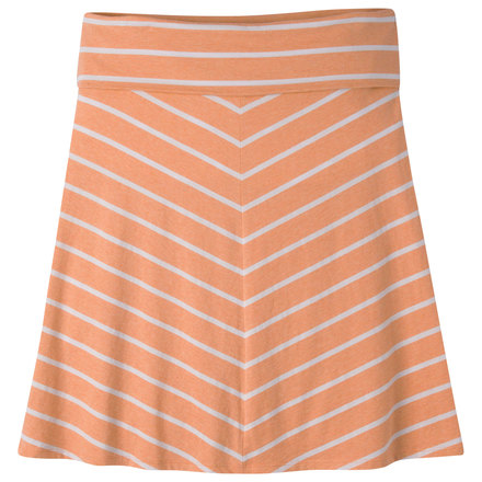 W cora skirt peachy
