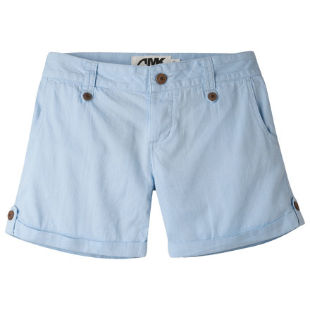 W island short blue note