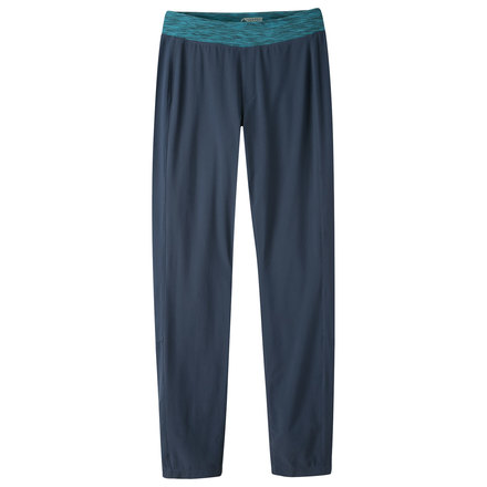 W traverse pant midnight blue