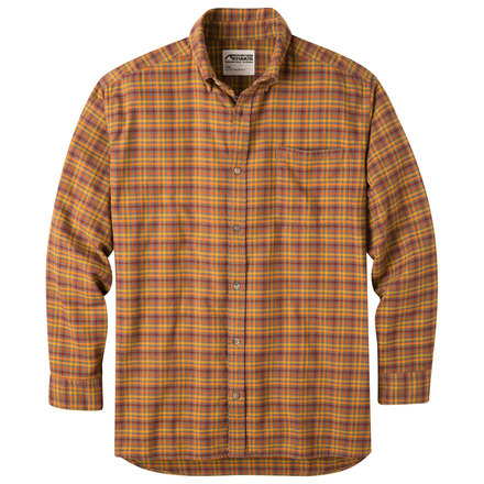 M downtown flannel shirt terra