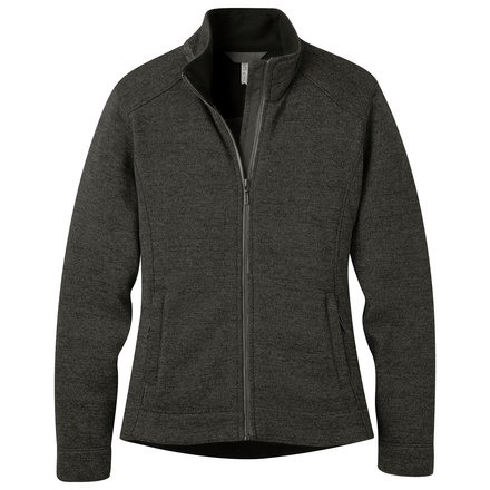 W old faithful sweater black