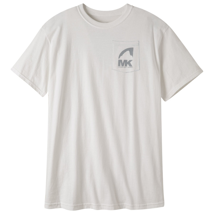 Mountain Khakis Logo Short Sleeve Pocket T Shirt