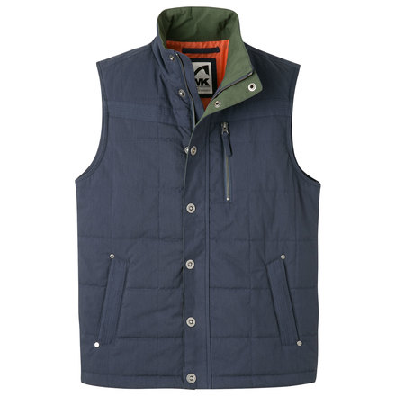 M swagger vest navy