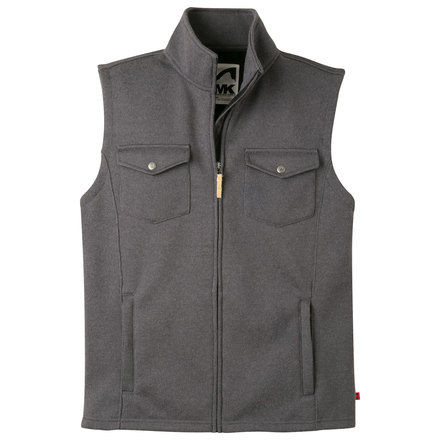M old faithful vest charcoal