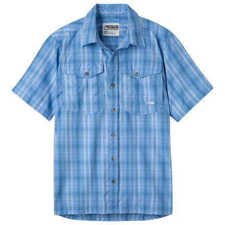 M equatorial ss shirt blue note