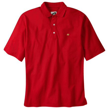M bison polo engine red