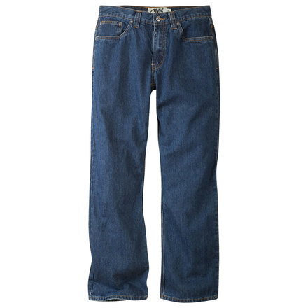 M original mountain jean dark indigo