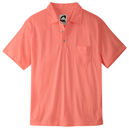 M patio polo summer red