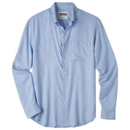 M passport ec ls shirt larkspur