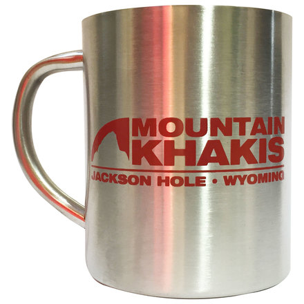 Stainless steel mk cup