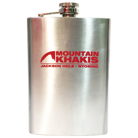 Stainless steel mk flask