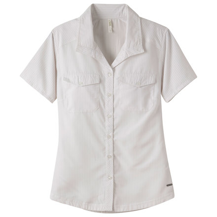 W trail creek ss shirt linen