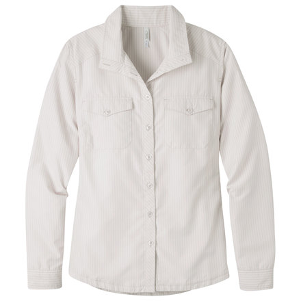 W trail creek ls shirt linen