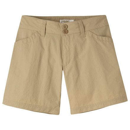 W equatorial short retro khaki
