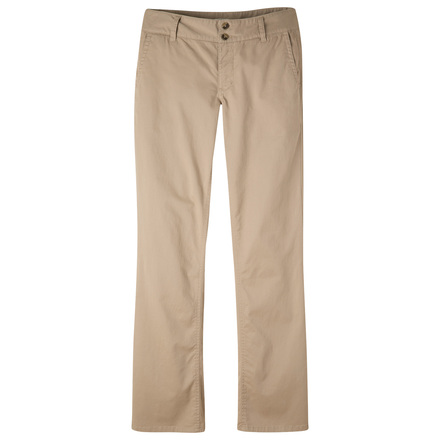 Amazing Home  Womens  Trousers  Zip N Go Pant  Khaki Long Leg