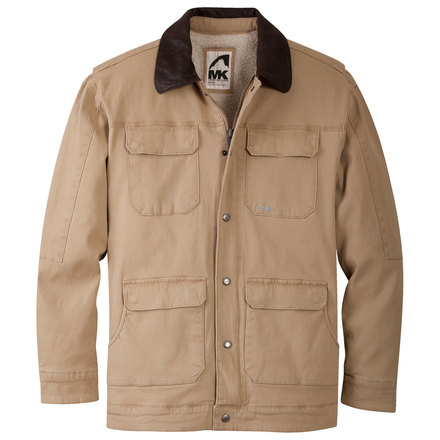 Men's Ranch Shearling Jacket - Mountain Khakis