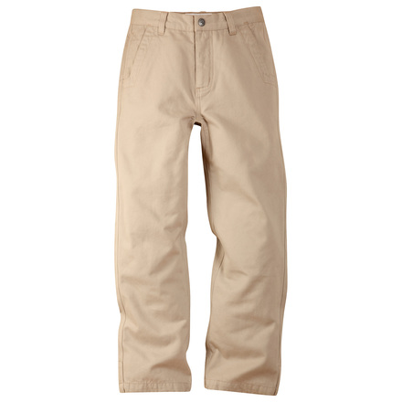 Kids teton twill retro khaki