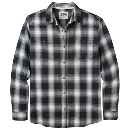 men 39 s saloon flannel shirt mountain khakis