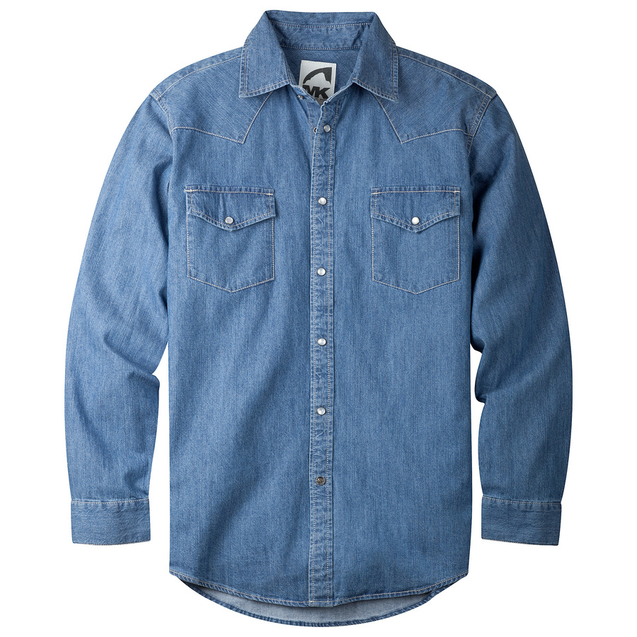 9943de0c9a Original Mountain Denim Shirt