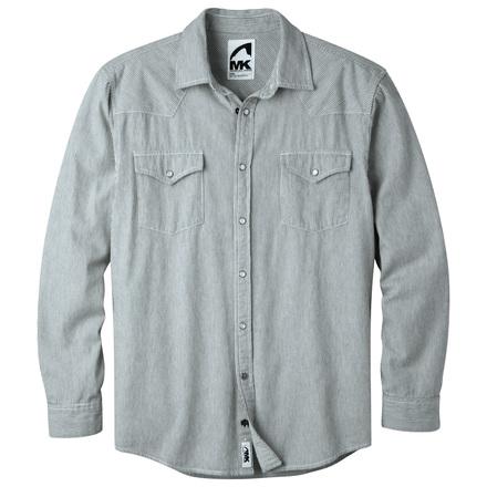 43daddc23f Original Mountain Denim Shirt