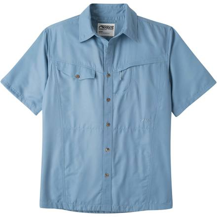 Men's Outdoor Short Sleeve Shirts - Mountain Khakis