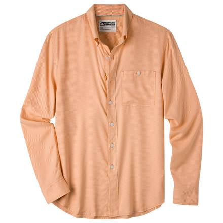 Men's Passport EC Long Sleeve Shirt (Sale) - Mountain Khakis