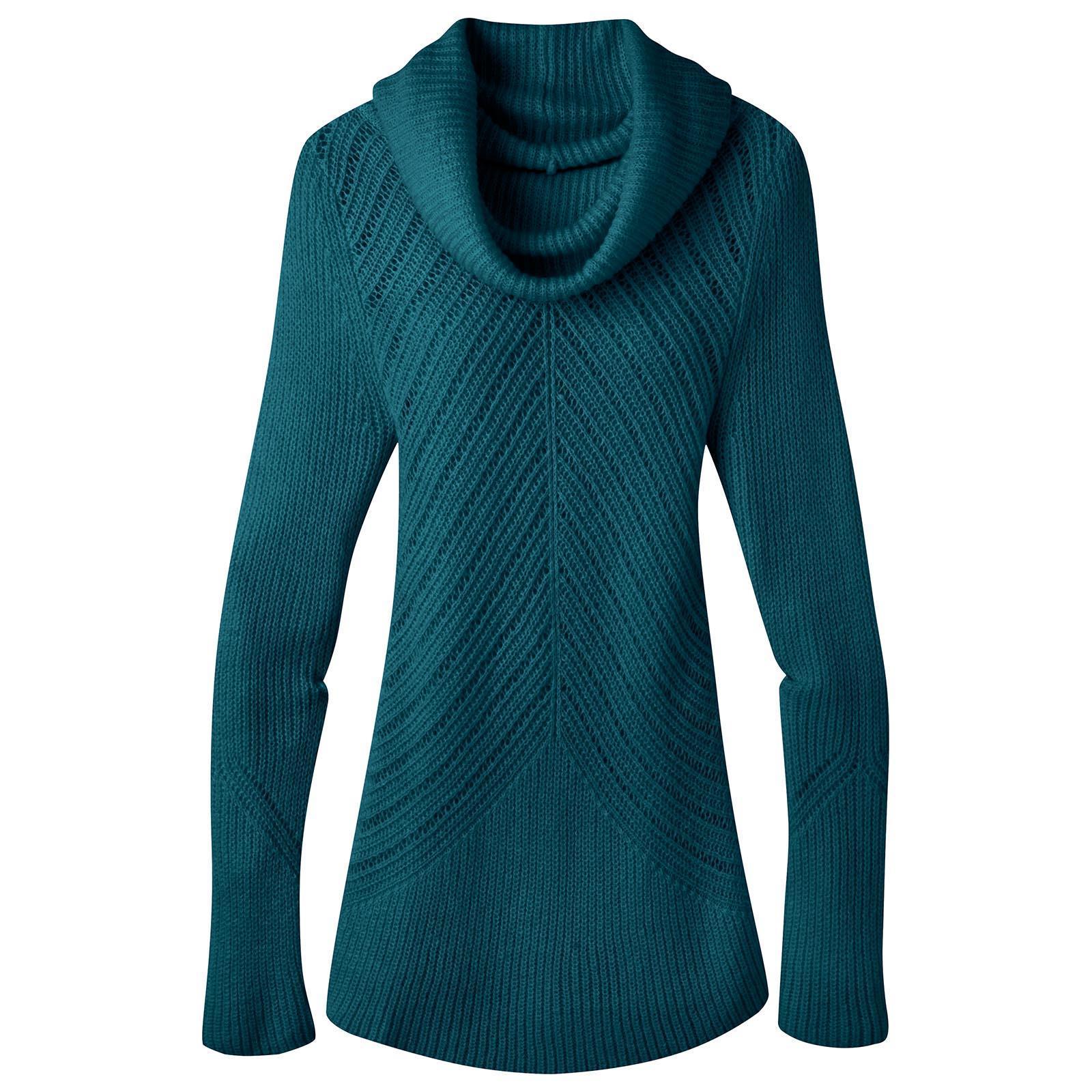 Women's Countryside Cowl Neck Sweater - Mountain Khakis