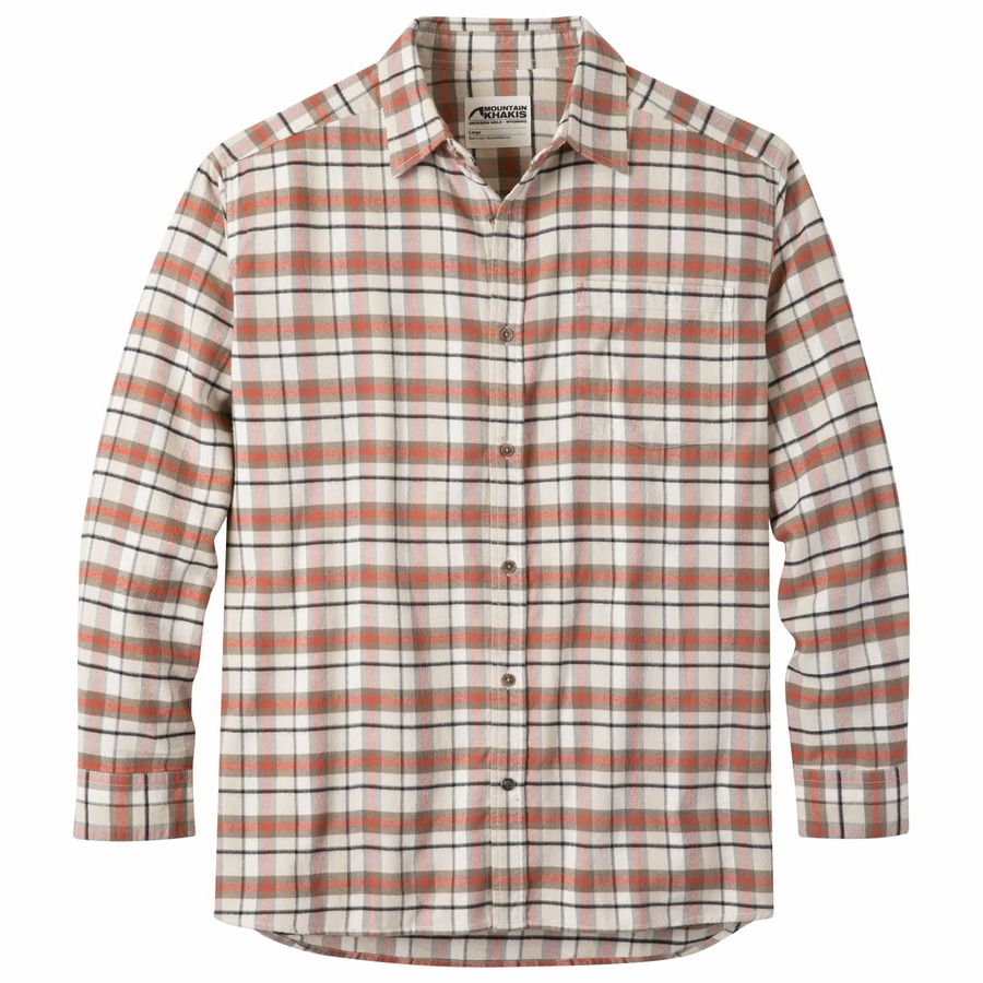 Peden Flannel Men S Plaid Flannel Shirt Mountain Khakis