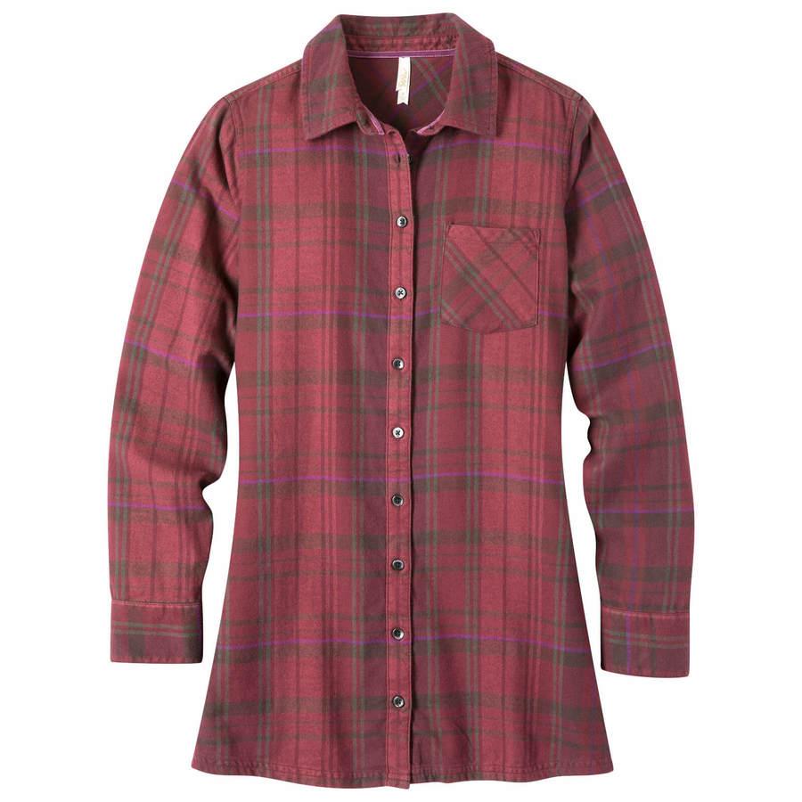 81ae972350f Women s Penny Flannel Tunic (Sale)sale