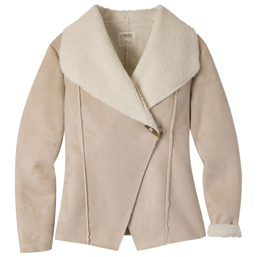 Collection Womens Shearling Jacket Pictures