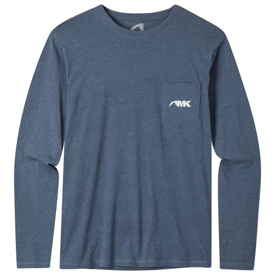 Men s Pocket Logo Long Sleeve T-Shirt (Sale)sale 1ef58fcee28