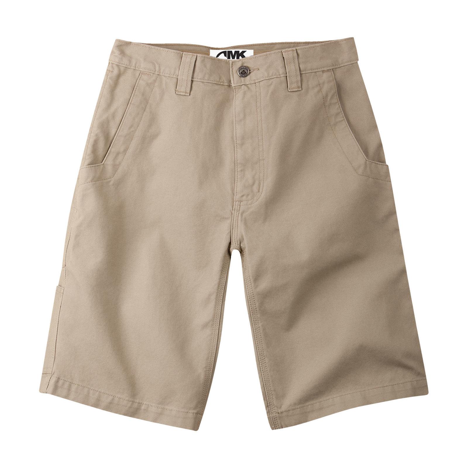 Men's Alpine Utility Short Relaxed Fit - Mountain Khakis