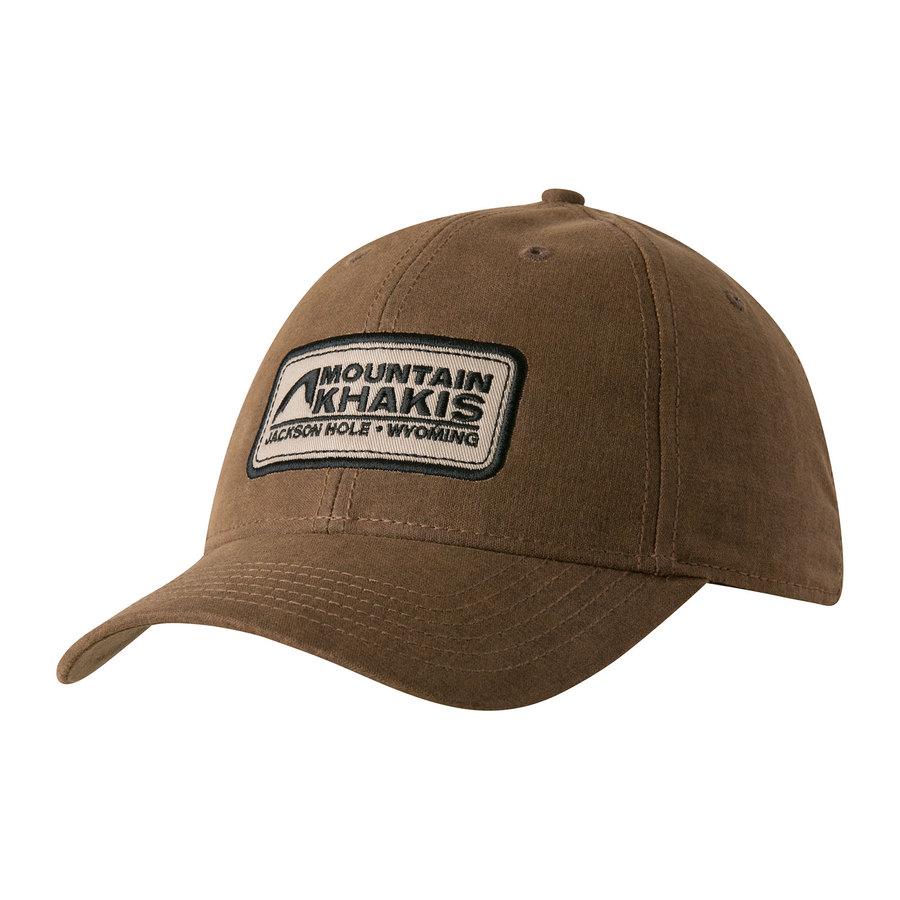 Waxed Cotton Cap (Sale)sale 4eeedde422a9