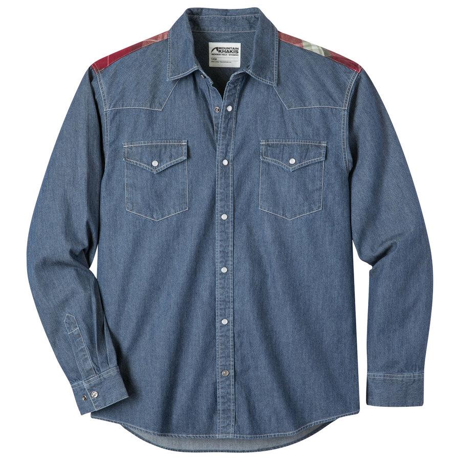 254062512e Men s Original Mountain Denim Shirt (Sale)sale