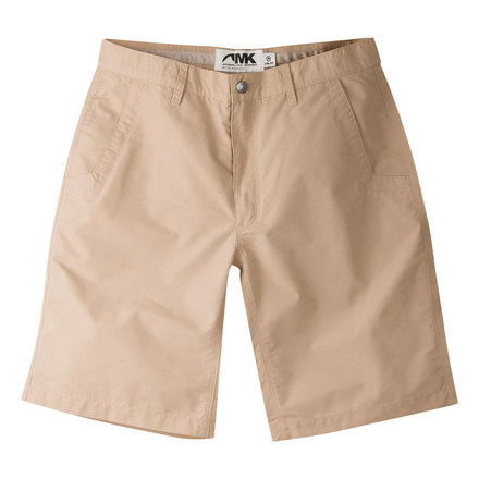 Men's Poplin Short - Mountain Khakis