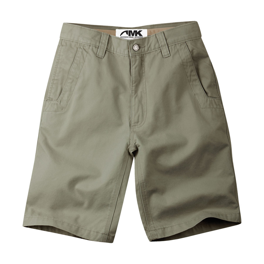 Men's Teton Twill Short Relaxed Fit - Mountain Khakis
