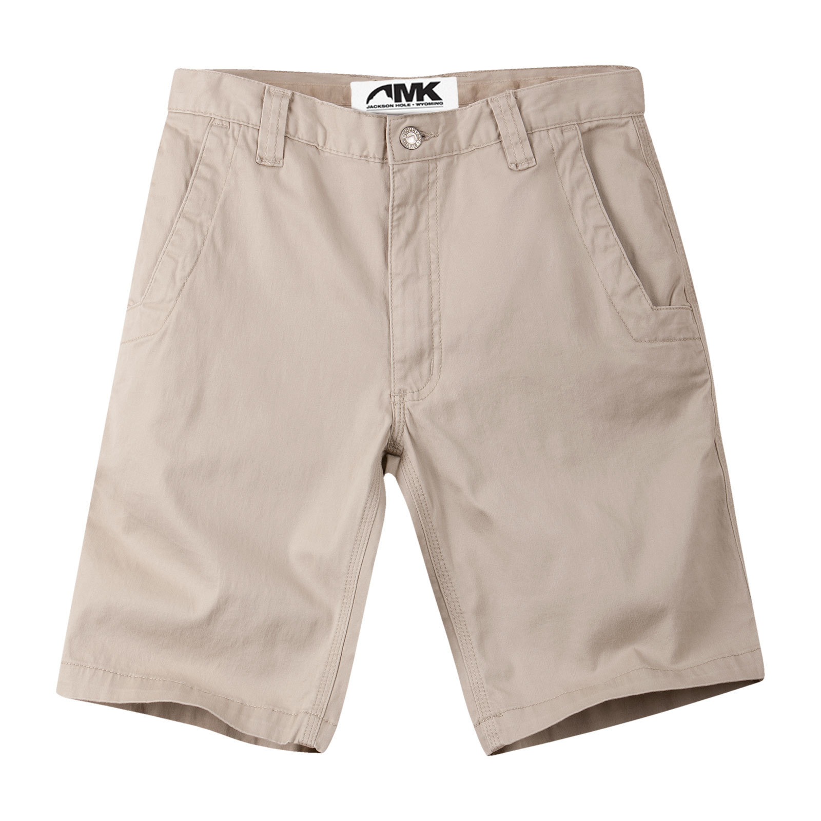 Men's Lake Lodge Twill Short Relaxed Fit - Mountain Khakis