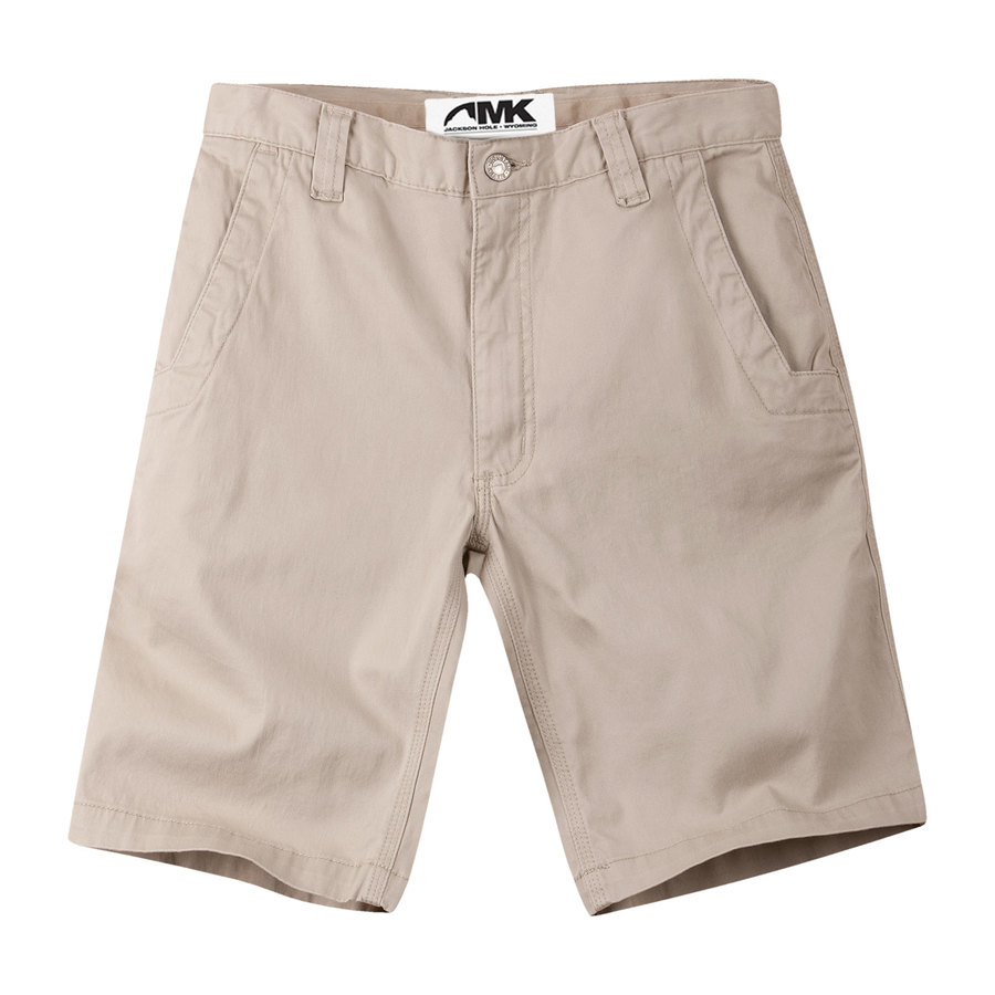 Men's Lake Lodge Twill Short Relaxed Fit - Mountain Khakis